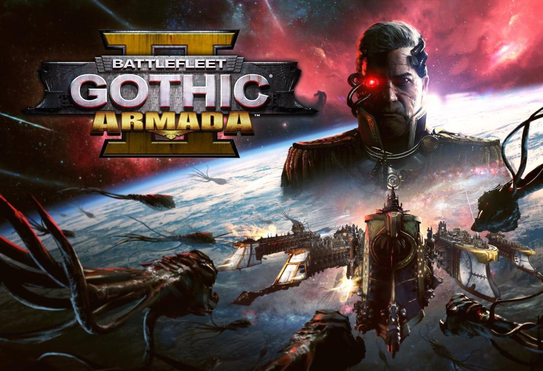 Battlefleet Gothic Armada 2 llegará en enero