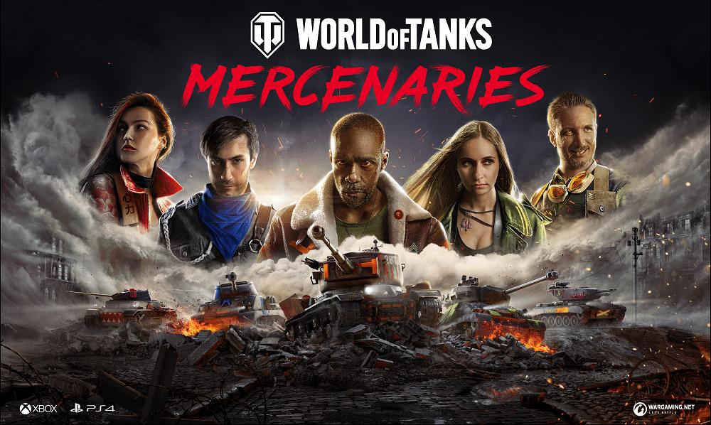 Llega la actualización 4.6 para World of Tanks: Mercenaries