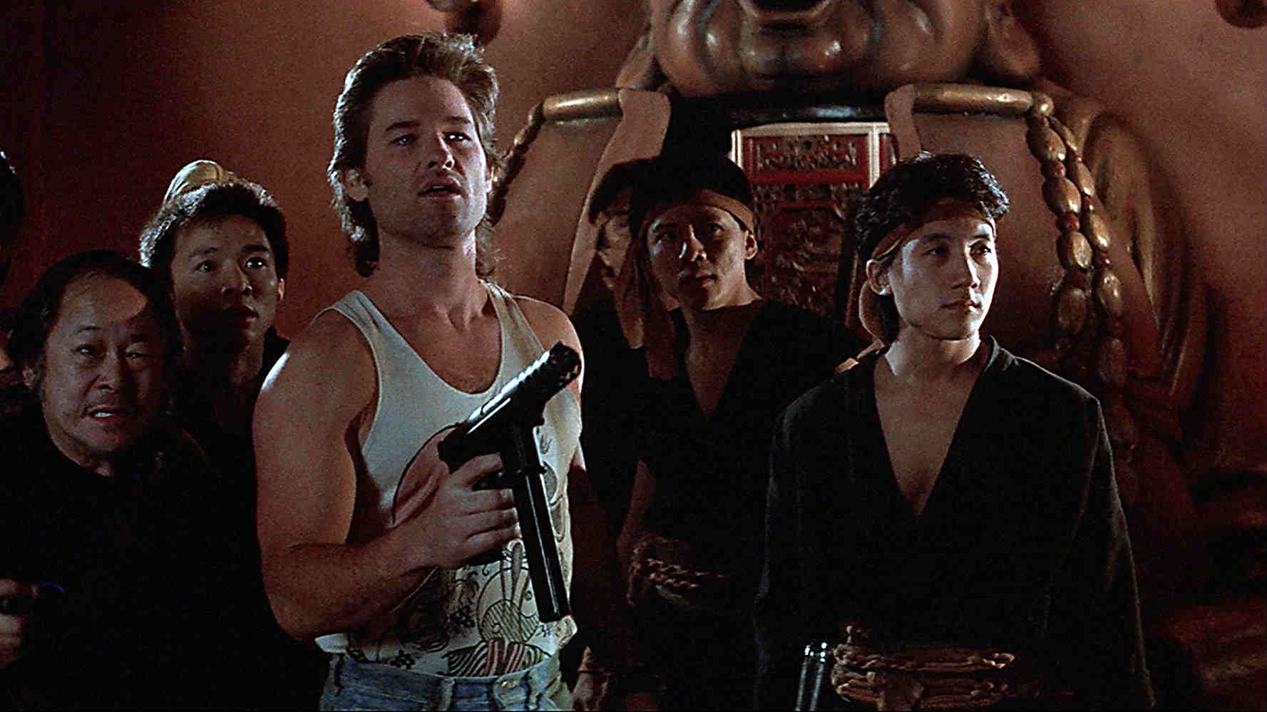 Big Trouble in Little China de Dwayne Johnson será una secuela, no un remake