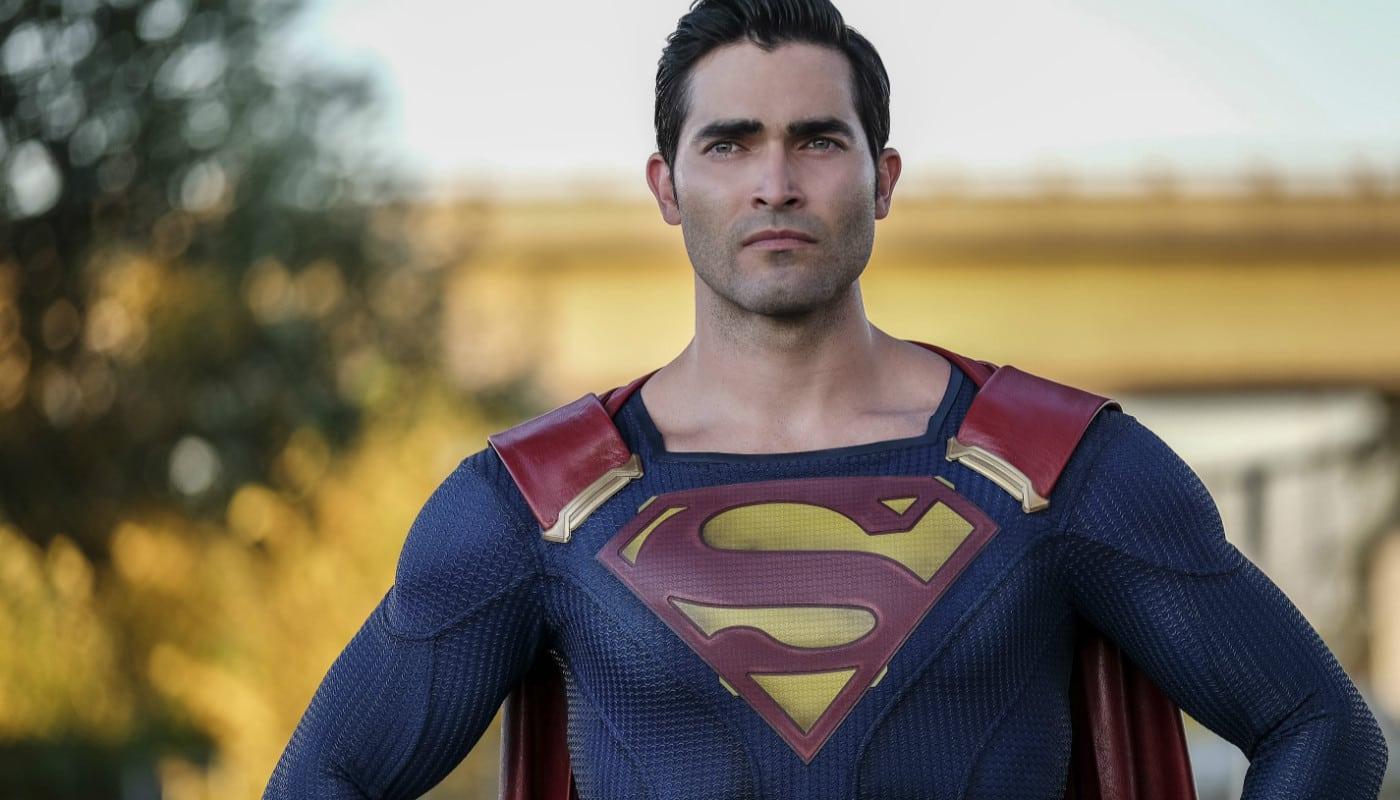 Tyler Hoechlin regresará como Superman para el crossover Arrowverse con Lois Lane a cuestas