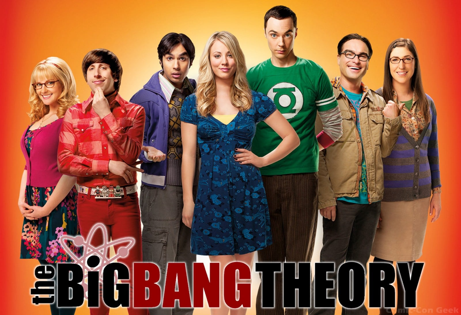 The Big Bang Theory terminará con la temporada 12
