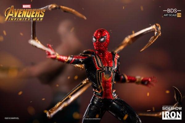 Marvel-Avengers-Infinity-War-Iron-Spider-Man-Statue-Iron-Studios-2-600x400