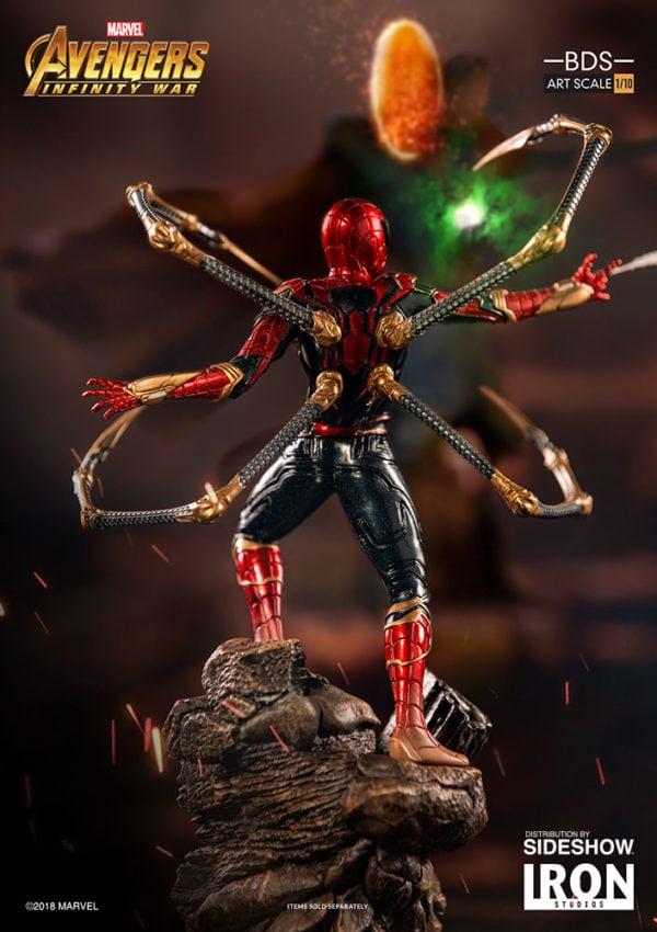 Marvel-Avengers-Infinity-War-Iron-Spider-Man-Statue-Iron-Studios-4-600x850