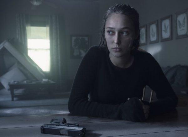 La estrella de Fear the Walking Dead habla sobre un gran episodio que casi no sucedió