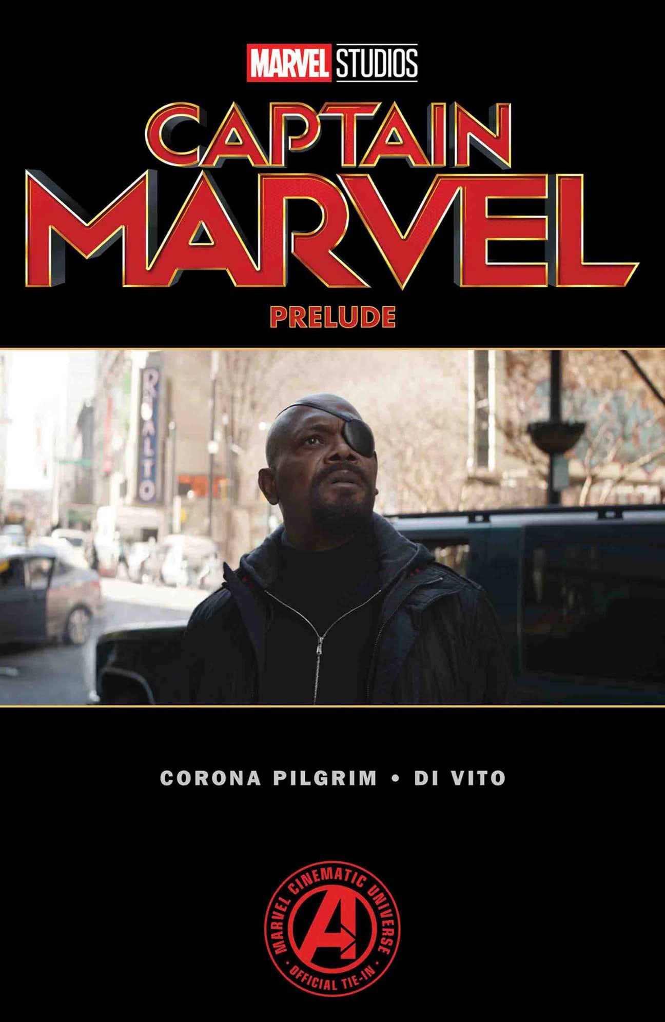 Marvel anuncia el cómic Captain Marvel Prelude
