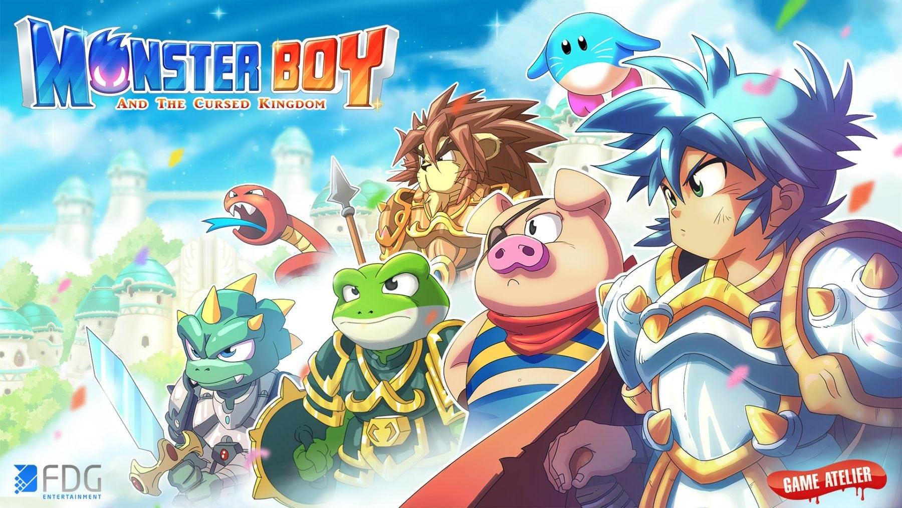 Fecha de lanzamiento anunciada para Monster Boy y el Reino Maldito