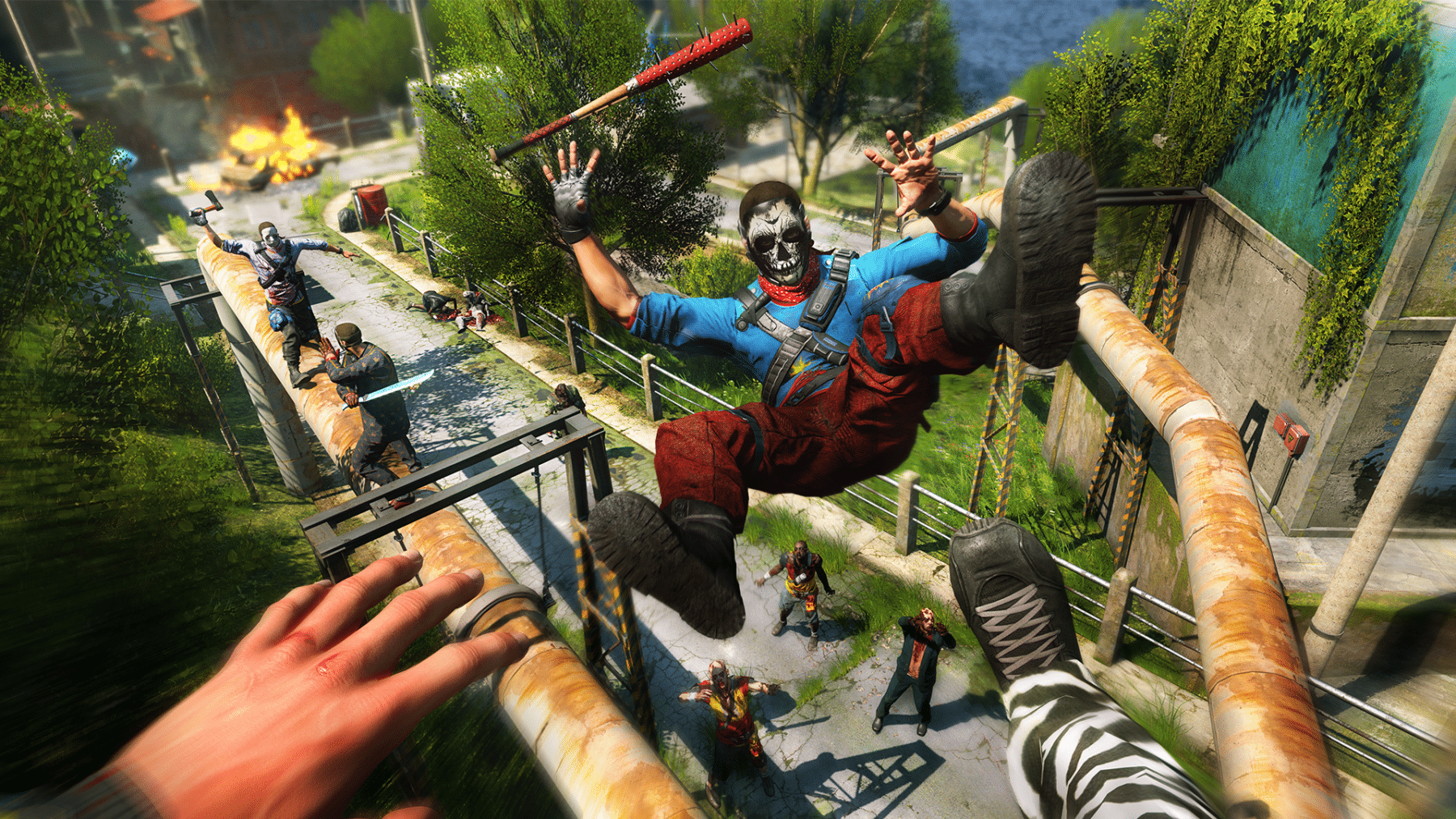 Dying Light: Bad Blood llegará a Steam Early Access este septiembre