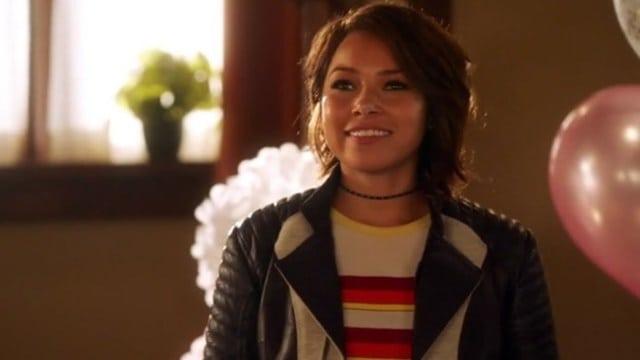 Nora se adapta a las fotos de The Flash, nueva villana que debutará en la temporada 5