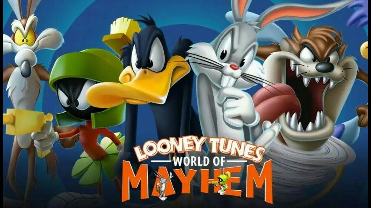 Looney Tunes: World of Mayhem llegará a dispositivos móviles