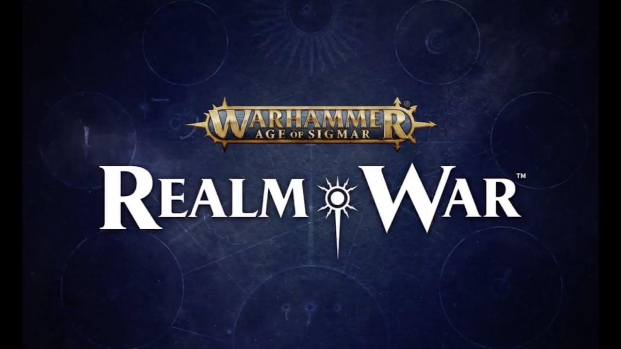Warhammer Age of Sigmar: Realm War llegará a los dispositivos móviles este otoño