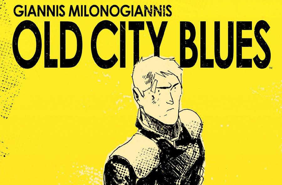Hulu adaptando el cómic Old City Blues como serie de televisión