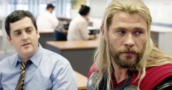 El antiguo compañero de habitación de Thor, Darryl Jacobson, sobrevivió a The Snap de Avengers: Infinity War