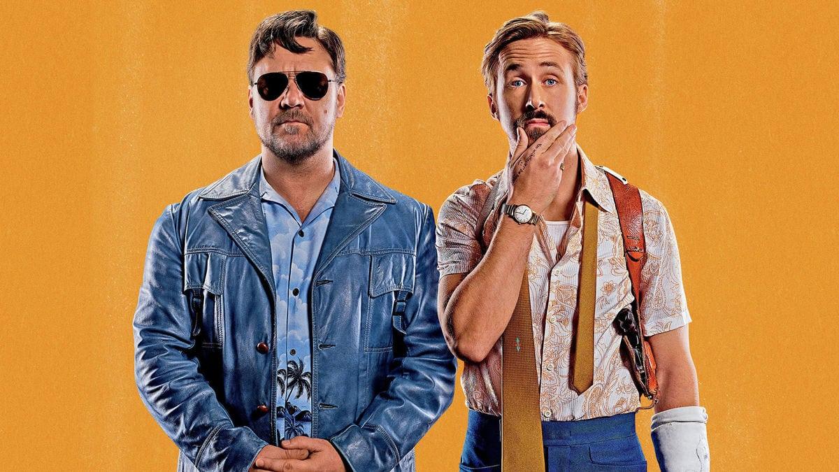 Shane Black haría una secuela de The Nice Guys 'en un abrir y cerrar de ojos'
