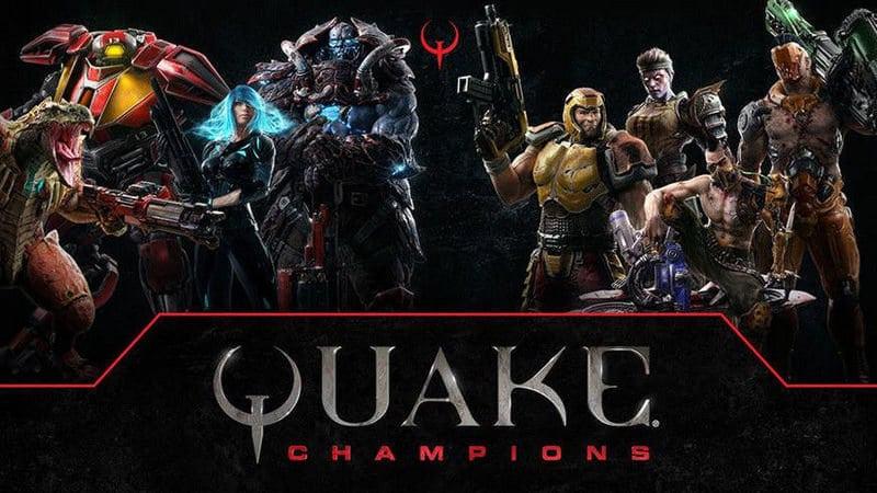 Quake Champions lanza una versión gratuita
