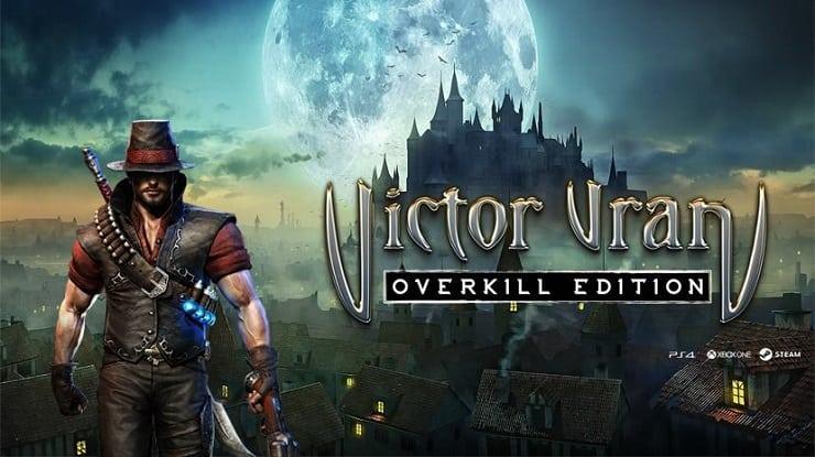 Nuevo video celebra el próximo lanzamiento de Victor Vran: Overkill Edition en Nintendo Switch