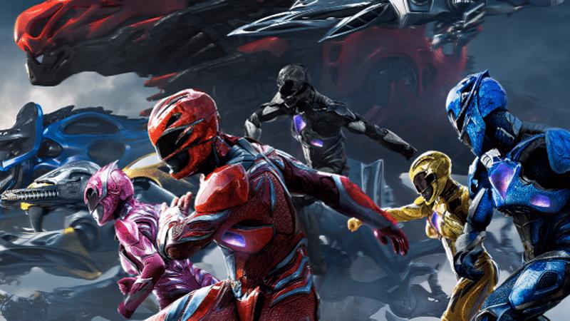 Hasbro planea una secuela de Power Rangers