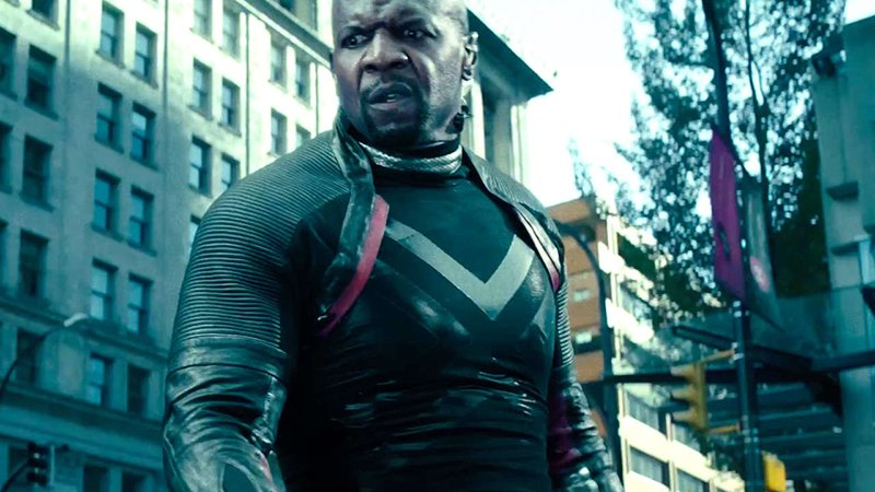 A Terry Crews les encantaría volver para Deadpool 3