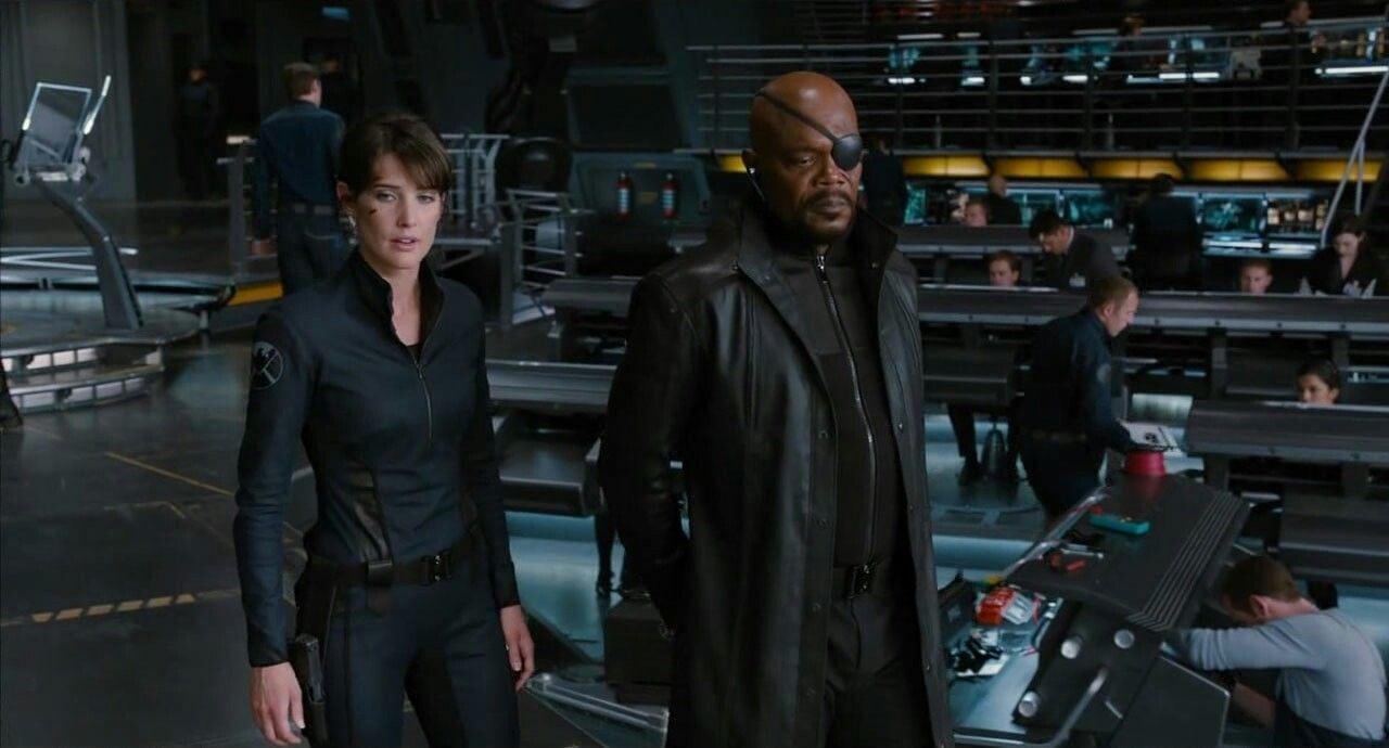Samuel L. Jackson y Cobie Smulders se unen oficialmente a Spider-Man: Far From Home