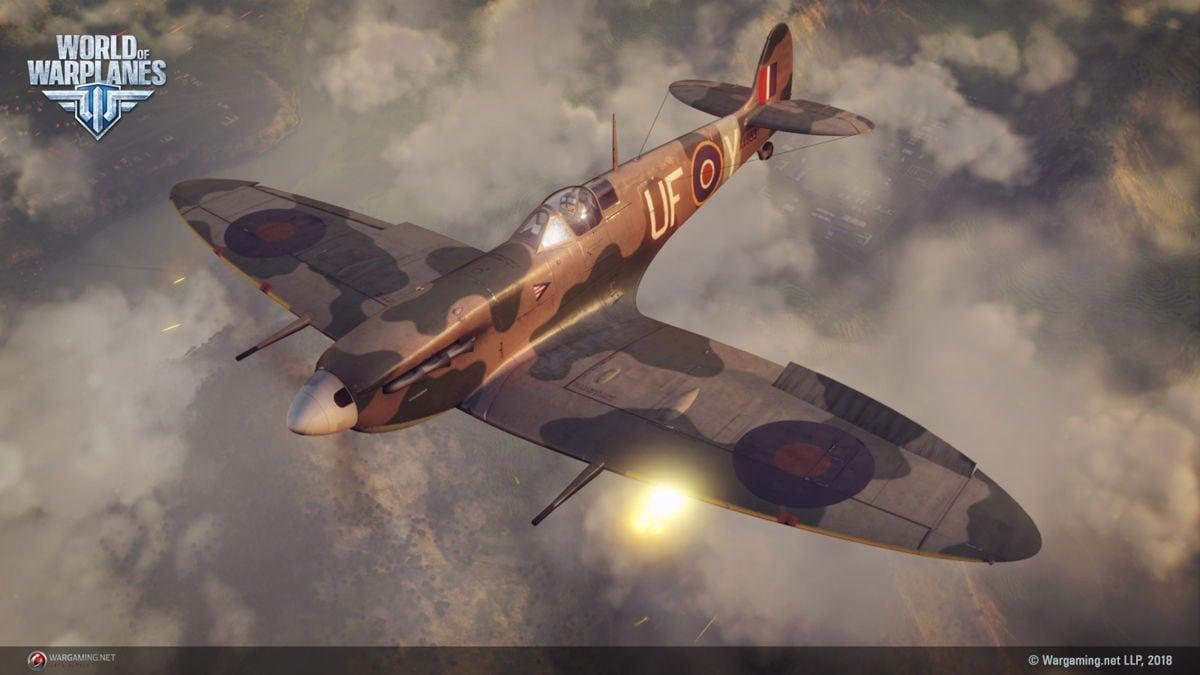 World of Warplanes trae una porción de Iron Maiden al juego