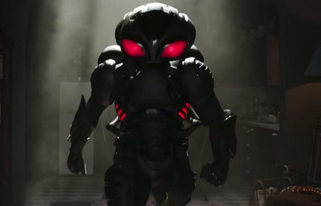 Warner Bros. tiene grandes planes para Black Manta en DC Extended Universe
