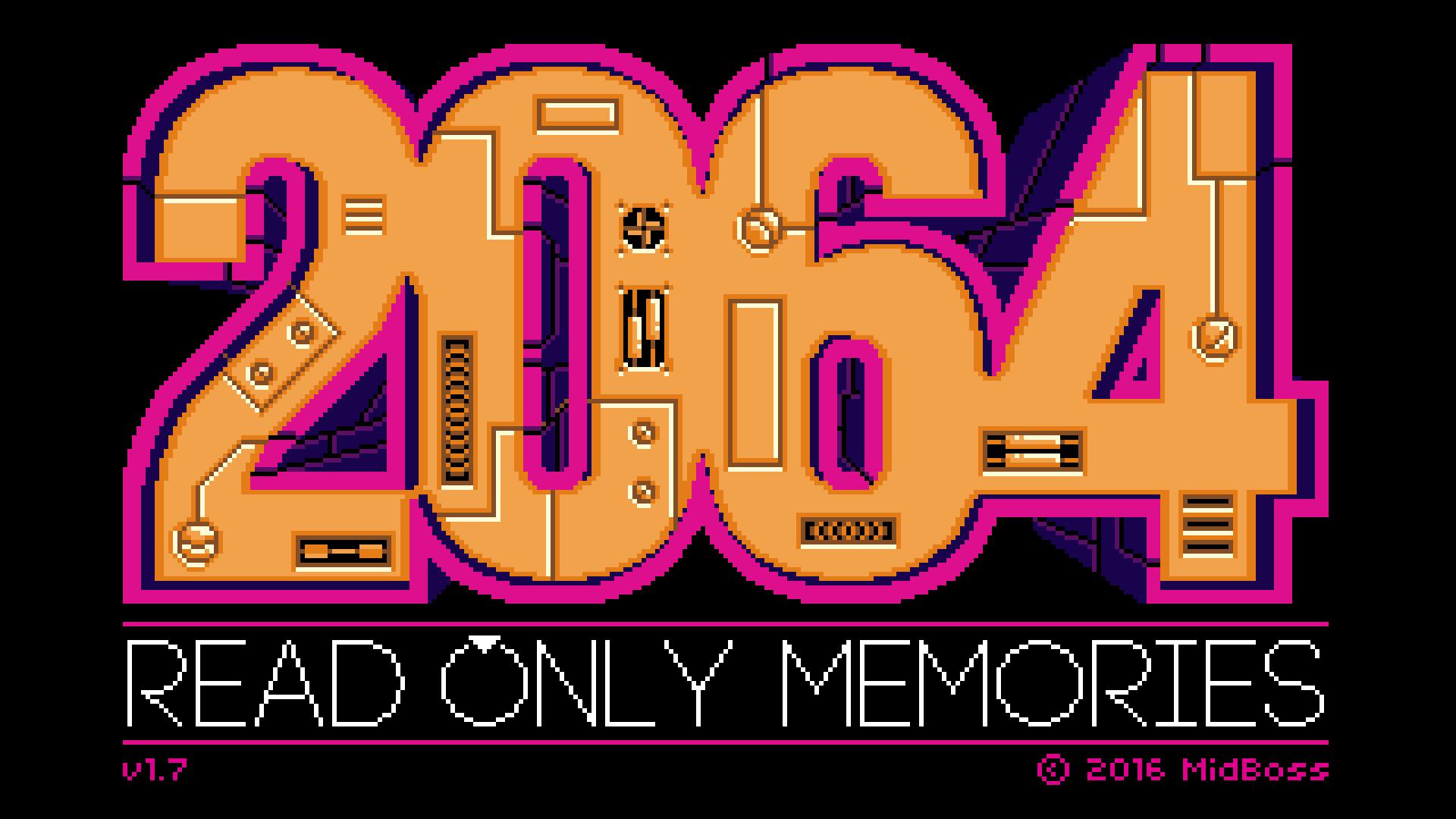 2064: los recuerdos de solo lectura llegarán a Nintendo Switch este agosto