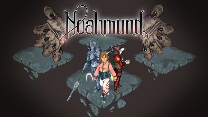 JRPG Noahmund ahora disponible en Steam