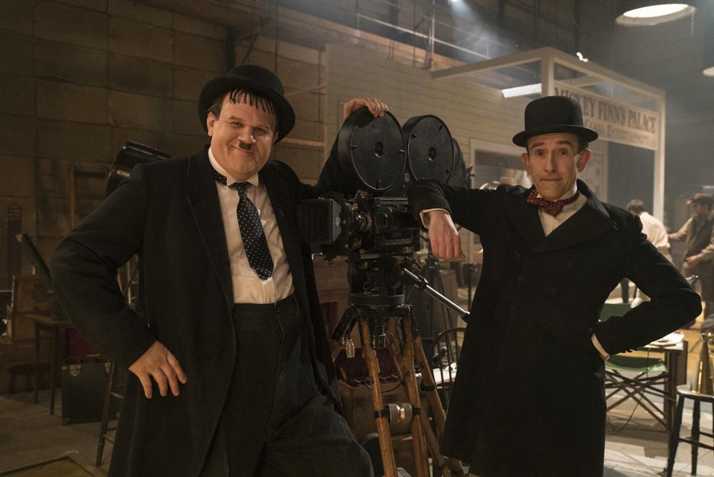 Stan y Ollie cerrarán el 62º Festival de Cine de Londres BFI