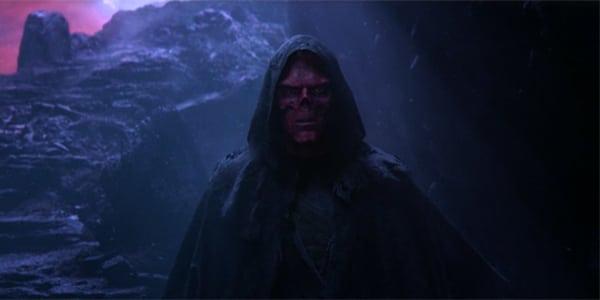 La razón por la cual Red Skull regresó para Avengers: Infinity War