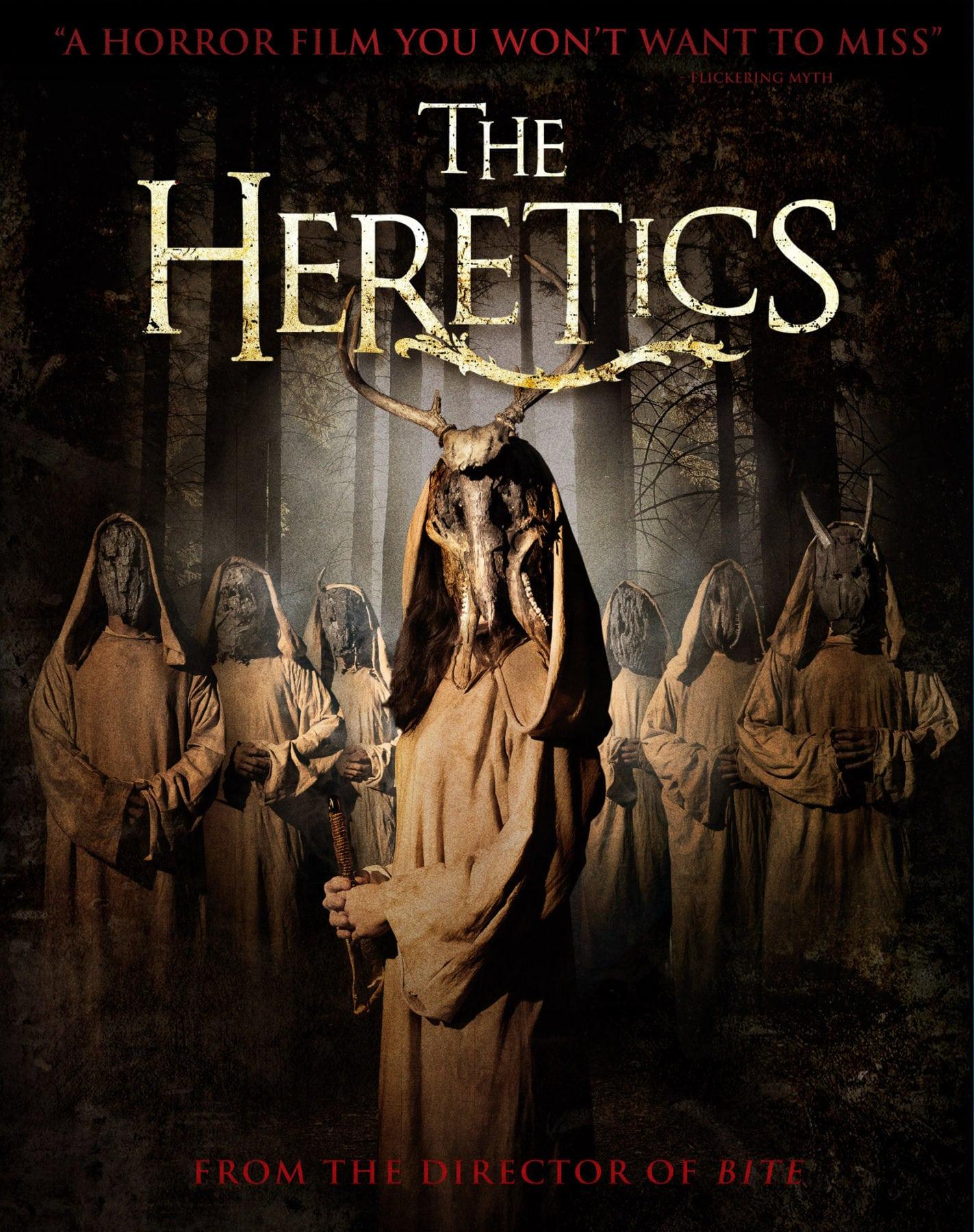 The Heretics llega a casa este septiembre con el lanzamiento de Blu-ray