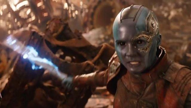 James Gunn no escribió Guardianes de la galaxia vol.  2 para configurar Avengers: Infinity War