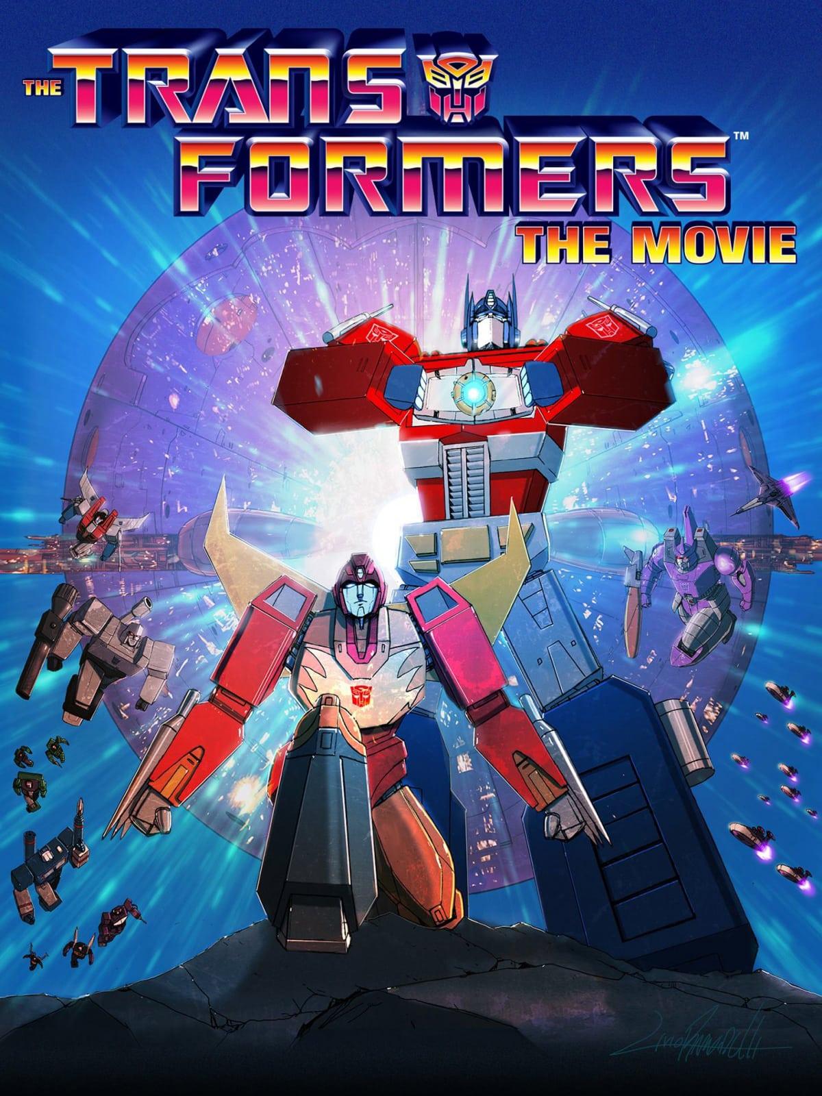 The Transformers: The Movie regresa a los cines para un evento de una noche en septiembre