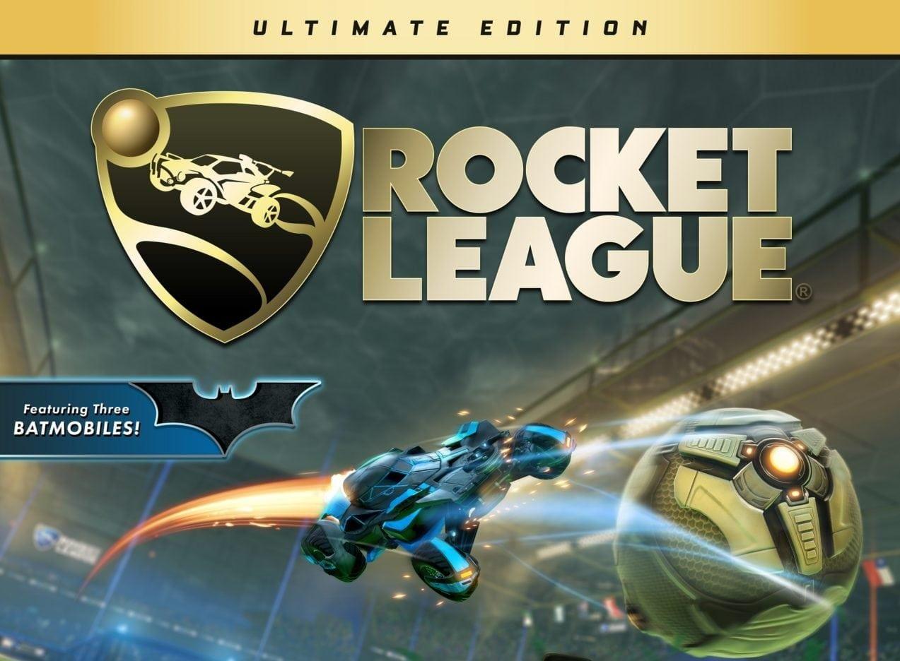 Rocket League: Ultimate Edition corre a las tiendas minoristas a fines de agosto