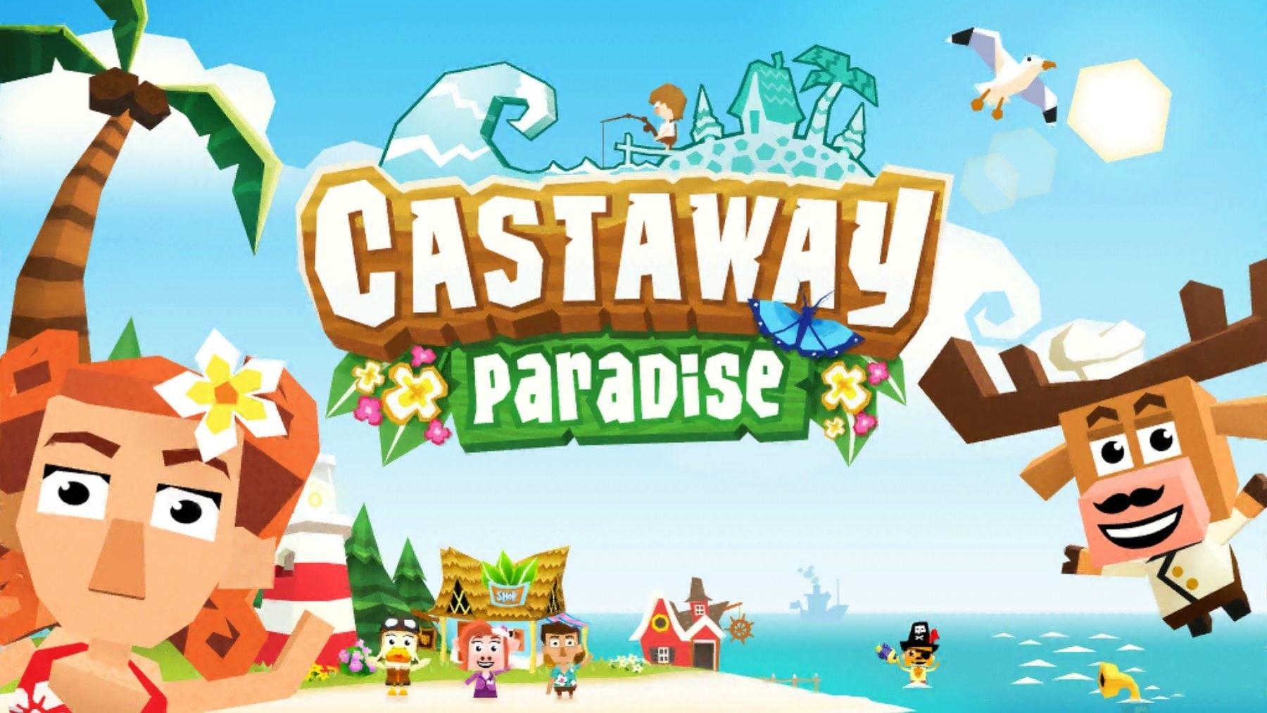 Castaway Paradise ya está disponible en Xbox One y Playstation 4