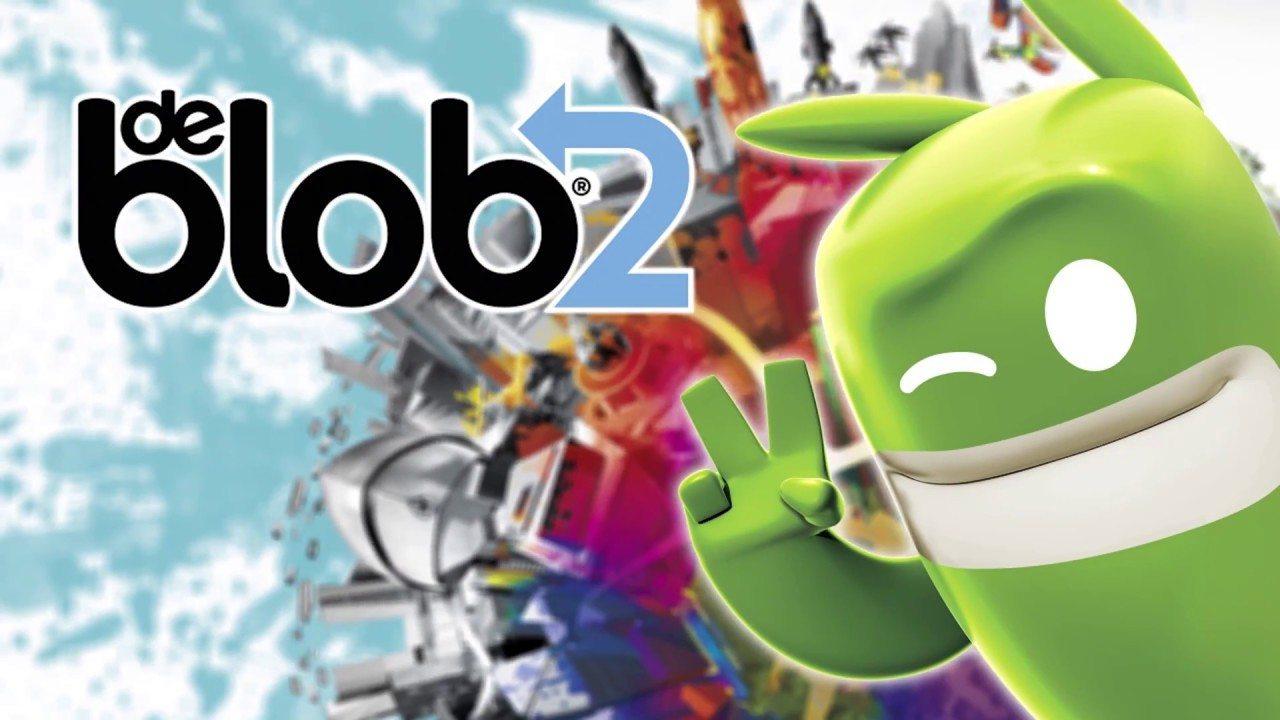 de Blob 2 llegará a Nintendo Switch este agosto