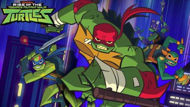 Nickelodeon renueva Rise of the Teenage Mutant Ninja Turtles para la temporada 2