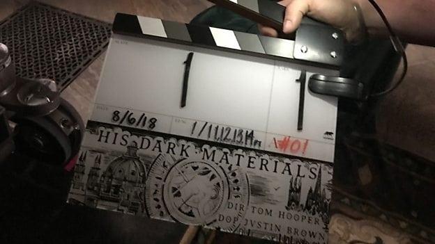 BBC anuncia inicio de producción en His Dark Materials