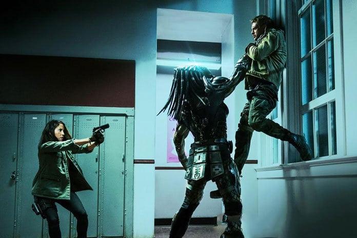 The Predator está experimentando más reshoots, pero aún está en camino para su lanzamiento en septiembre