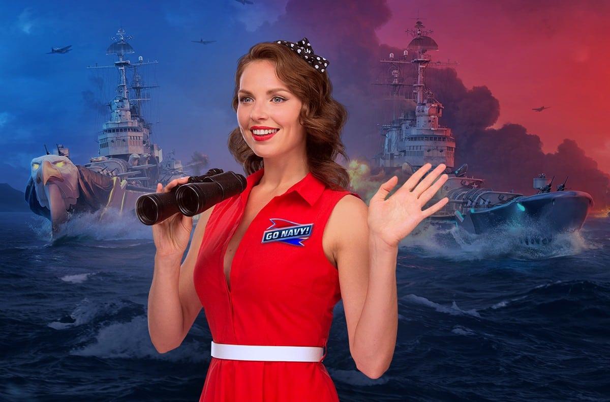 El evento Tiburones contra Águilas para World of Warships ahora en vivo