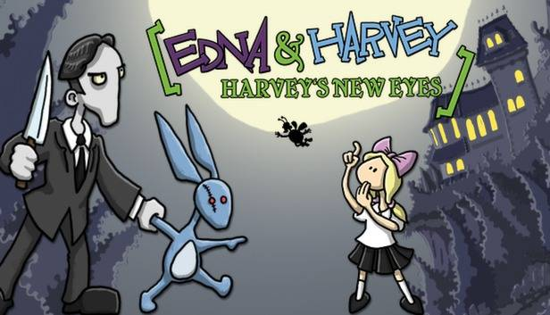 Edna y Harvey: Harvey's New Eyes llega a la App Store este agosto