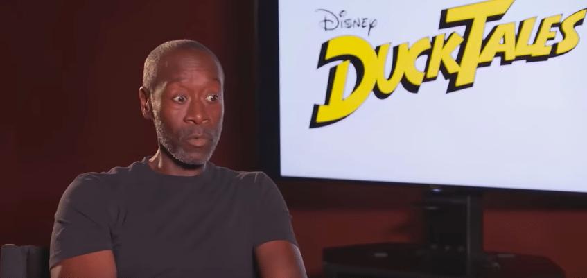 Don Cheadle interpretará al Pato Donald en el final de la temporada DuckTales