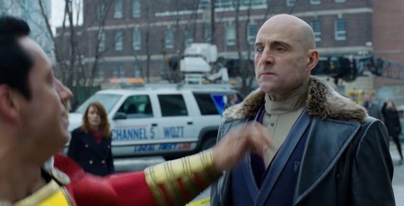 Shazam!  director revela detalles sobre el villano de la película y referencias al Capitán Marvel