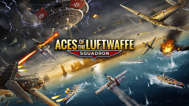 Aces of the Luftwaffe - Squadron llega a PC y consolas