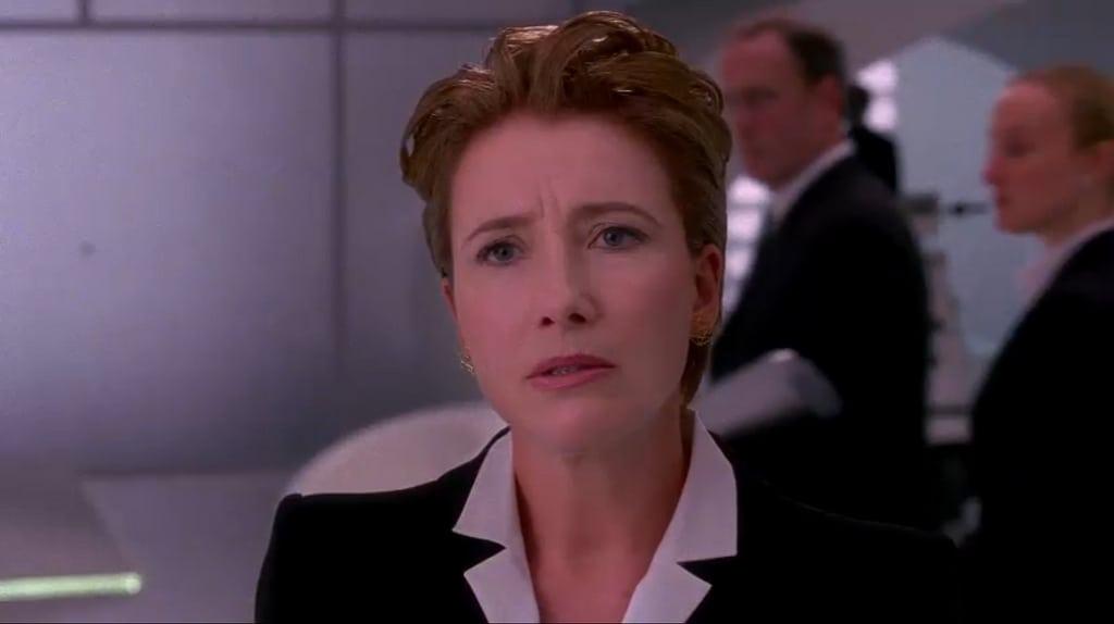 Emma Thompson repite el papel del Agente O en el spin-off de Men in Black