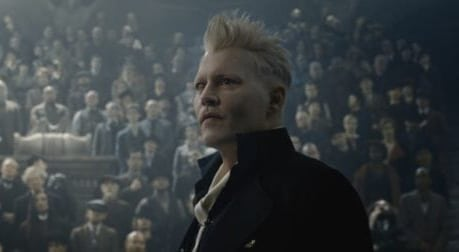Animales fantásticos 2: Los crímenes de Grindelwald obtienen un lote de imágenes
