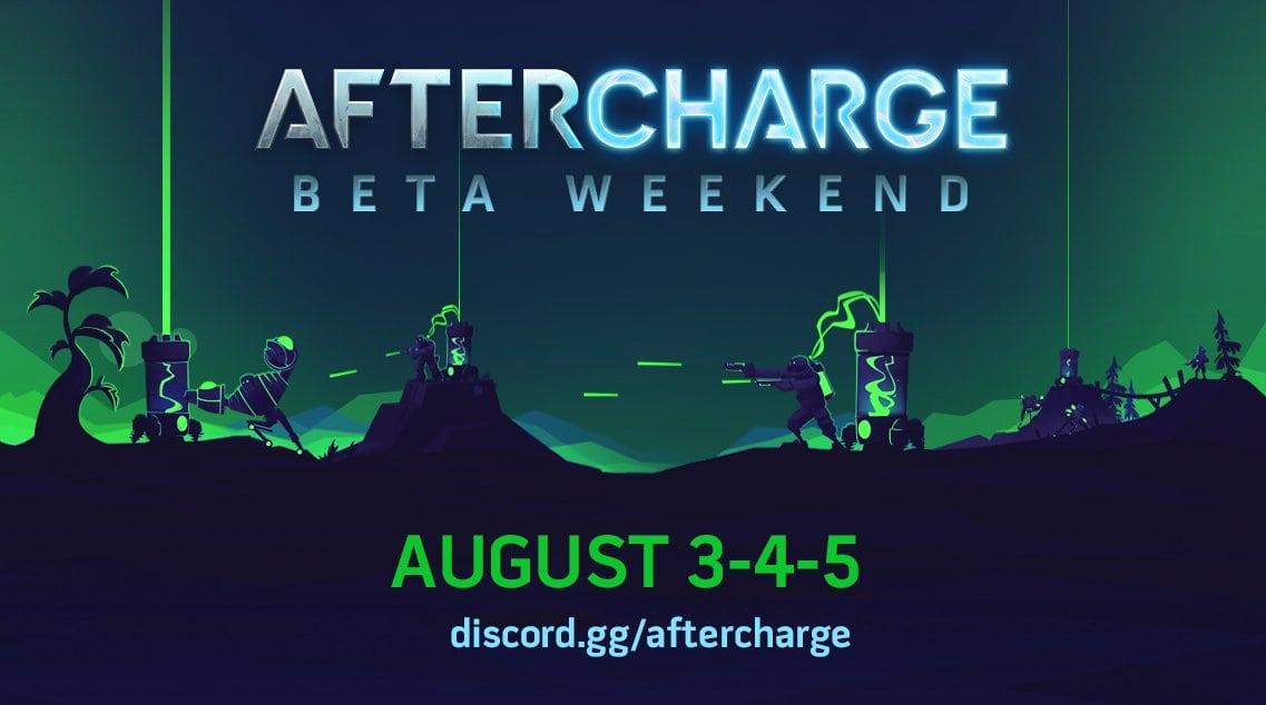El recargador multijugador Aftercharge entra en beta cerrada este agosto