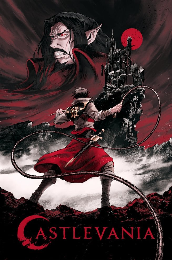 Viz Media adquiere los derechos de los medios domésticos para la serie de anime Castlevania