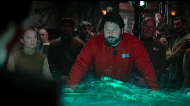 Greg Grunberg provoca el regreso de Snap Wexley para Star Wars: Episodio IX