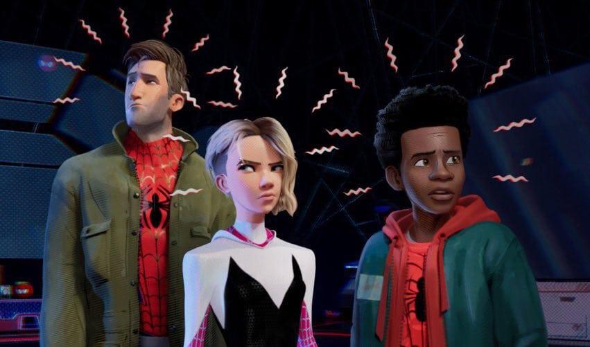 Spider-Man: Into the Spider-Verse obtiene una nueva imagen, castings y entrevistas de Comic-Con