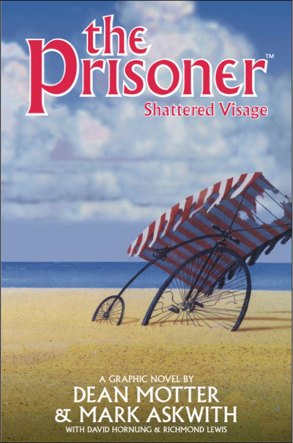 Titan publicará la secuela oficial de The Prisoner, Shattered Visage