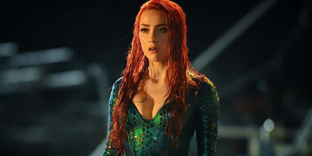 Amber Heard habla sobre los poderes de hyrdrokinesis de Mera en Aquaman